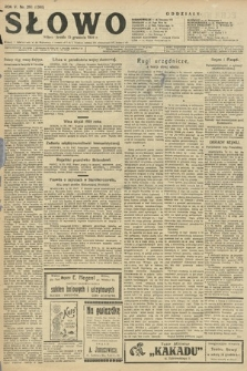 Słowo. 1926, nr291