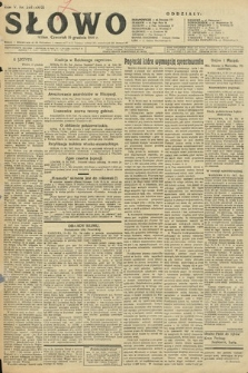 Słowo. 1926, nr292