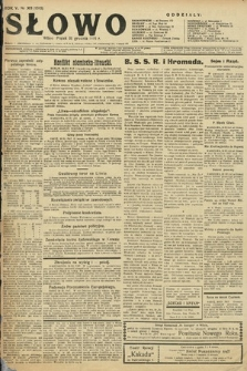 Słowo. 1926, nr303
