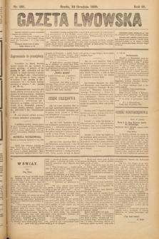 Gazeta Lwowska. 1895, nr291