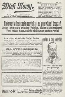 Wiek Nowy : popularny dziennik ilustrowany. 1922, nr6225