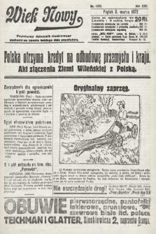 Wiek Nowy : popularny dziennik ilustrowany. 1922, nr6226