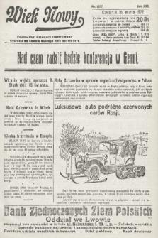Wiek Nowy : popularny dziennik ilustrowany. 1922, nr6237