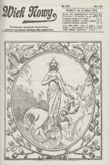 Wiek Nowy : popularny dziennik ilustrowany. 1922, nr6255