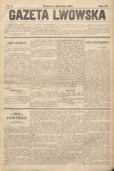 Gazeta Lwowska. 1898