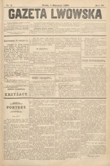 Gazeta Lwowska. 1898, nr2