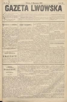 Gazeta Lwowska. 1898, nr4
