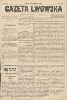 Gazeta Lwowska. 1898, nr16