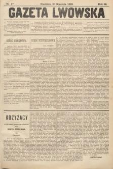 Gazeta Lwowska. 1898, nr17