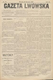 Gazeta Lwowska. 1898, nr18