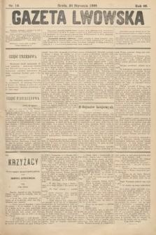 Gazeta Lwowska. 1898, nr19