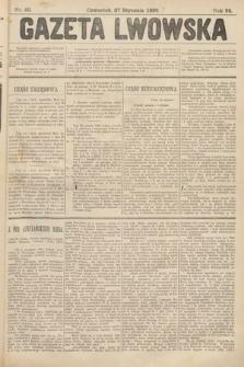Gazeta Lwowska. 1898, nr20
