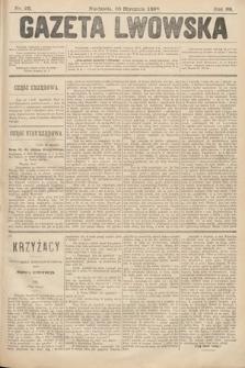 Gazeta Lwowska. 1898, nr23