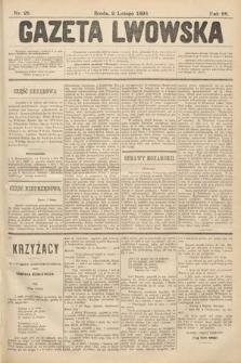 Gazeta Lwowska. 1898, nr25