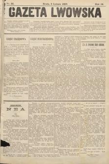 Gazeta Lwowska. 1898, nr30