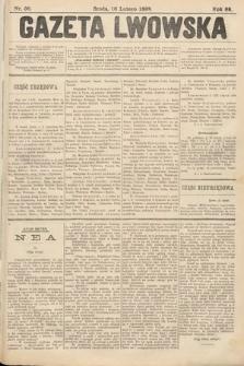 Gazeta Lwowska. 1898, nr36