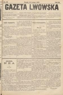 Gazeta Lwowska. 1898, nr38