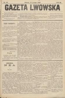 Gazeta Lwowska. 1898, nr39