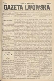 Gazeta Lwowska. 1898, nr44