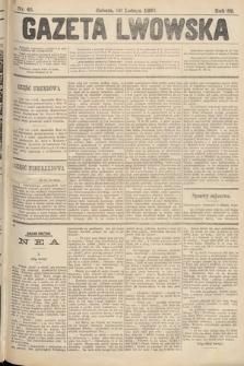 Gazeta Lwowska. 1898, nr45