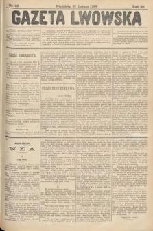 Gazeta Lwowska. 1898, nr46