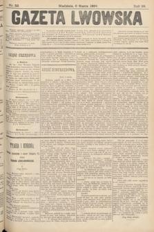 Gazeta Lwowska. 1898, nr52