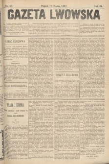 Gazeta Lwowska. 1898, nr62