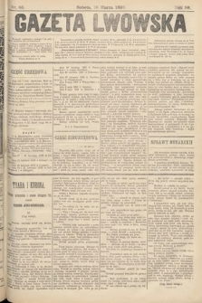Gazeta Lwowska. 1898, nr63
