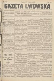Gazeta Lwowska. 1898, nr73