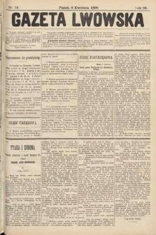 Gazeta Lwowska. 1898, nr79