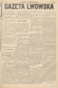 Gazeta Lwowska. 1898, nr86