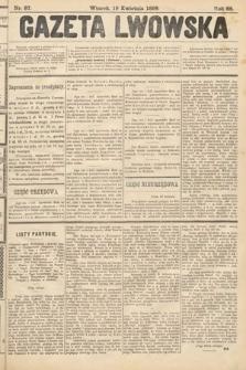 Gazeta Lwowska. 1898, nr87