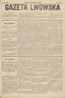 Gazeta Lwowska. 1898, nr88