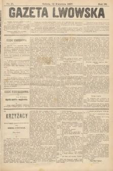 Gazeta Lwowska. 1898, nr91