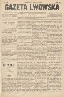 Gazeta Lwowska. 1898, nr92