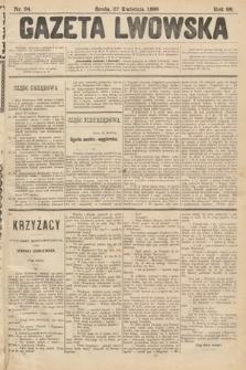 Gazeta Lwowska. 1898, nr94