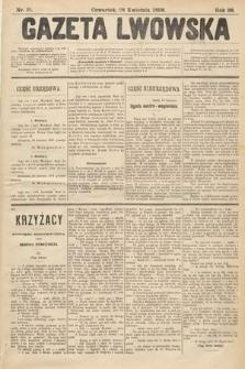 Gazeta Lwowska. 1898, nr95