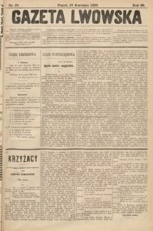 Gazeta Lwowska. 1898, nr96