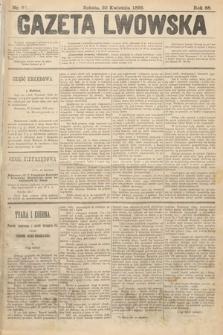 Gazeta Lwowska. 1898, nr97