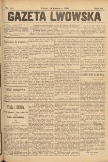 Gazeta Lwowska. 1898, nr141