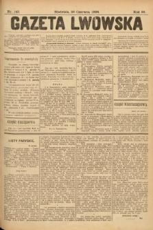 Gazeta Lwowska. 1898, nr143