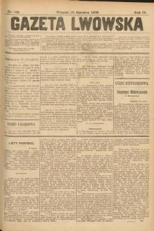 Gazeta Lwowska. 1898, nr144