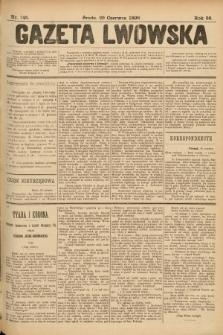 Gazeta Lwowska. 1898, nr145