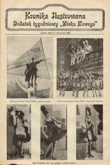 """Kronika Ilustrowana : dodatek tygodniowy """"Wieku Nowego"""". 1926, [do nru7381]"""