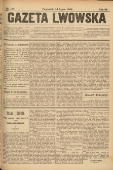 Gazeta Lwowska. 1898, nr157