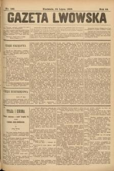 Gazeta Lwowska. 1898, nr166