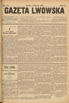 Gazeta Lwowska. 1898, nr177