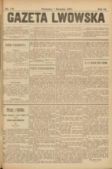 Gazeta Lwowska. 1898, nr178