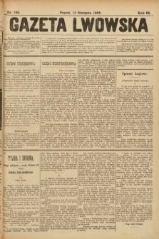 Gazeta Lwowska. 1898, nr182