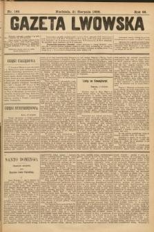 Gazeta Lwowska. 1898, nr189
